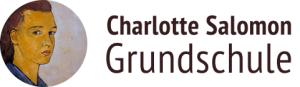 Charlotte-Salomon-Grundschule Logo braun