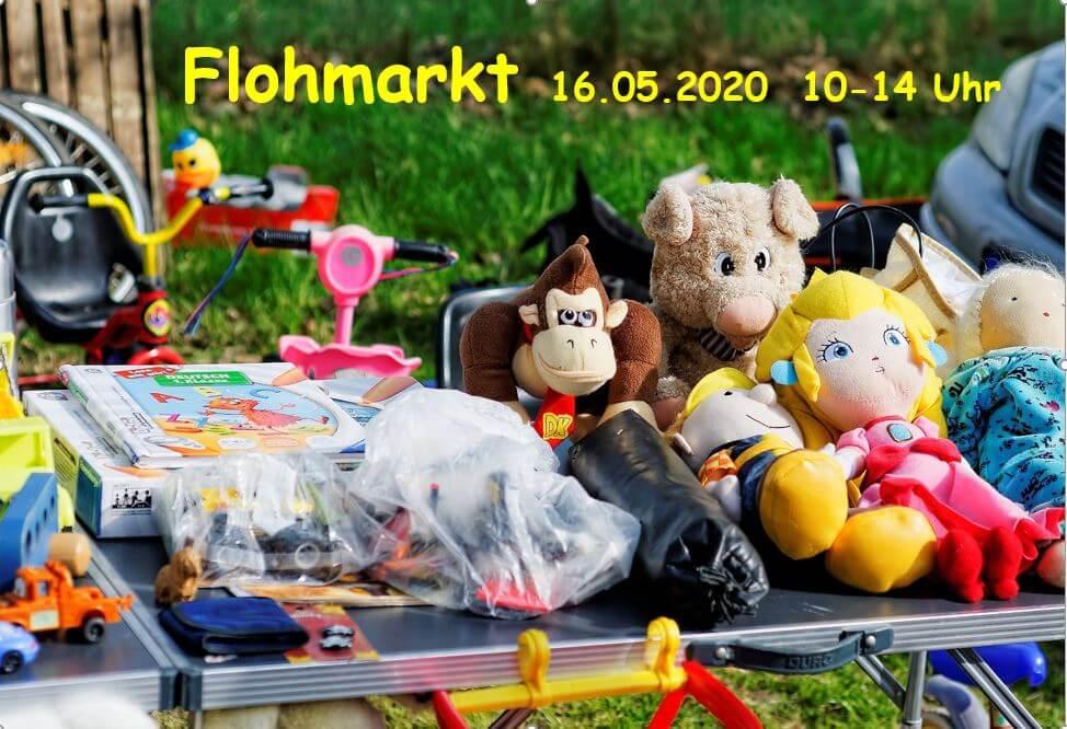 Charlotte-Flohmarkt im Mai