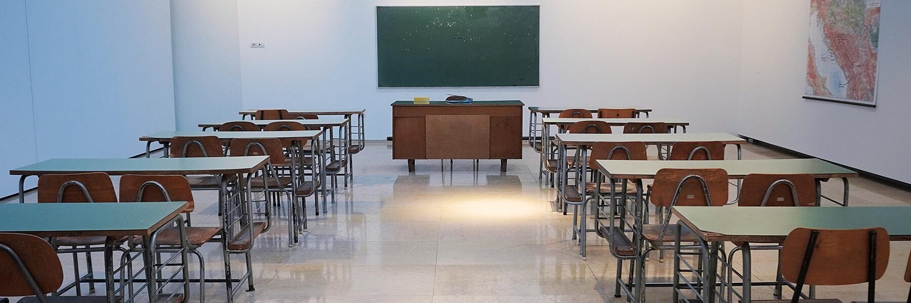 Vorübergehende Schulschließung