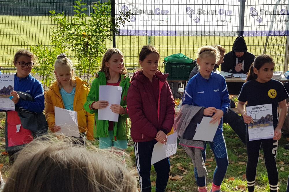 Schul-Cup Cross-Lauf 2019