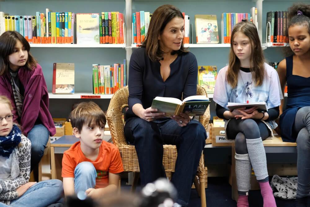 Der Vorlesetag für klein und groß
